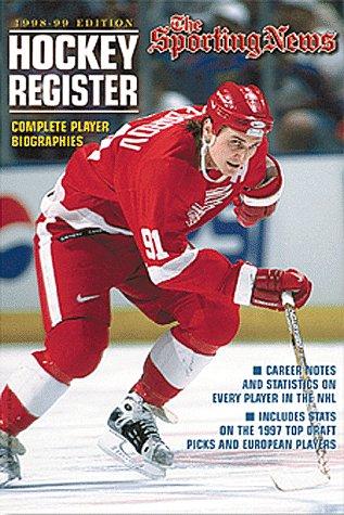 The Sporting News Hockey Register 1998-99