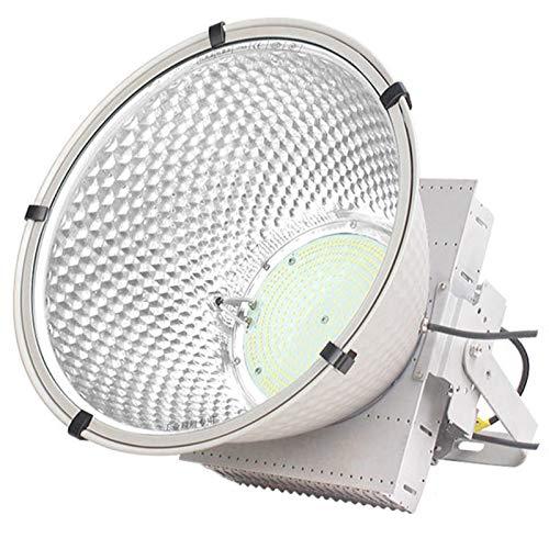 Proyectores LED Exterior, Luces de Seguridad de la Lámpara de la Torre de la iluminación del Edificio de alta Potencia Foco Proyector Impermeable Proyector de Terraza de Jardín Araña de Lámpara
