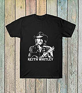 vintage keith whitley t shirt