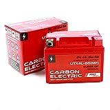 Gel Batterie YTX4L-BS 12V 4Ah Motorrad Roller