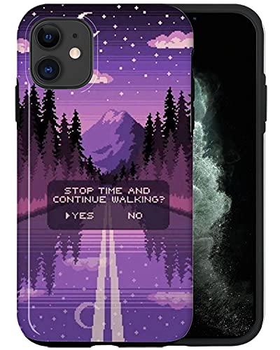 JUSPHY - Funda para teléfono compatible con iPhone 11, videojuegos DP0186, diseño de moda, diseño de moda, accesorios de teléfono