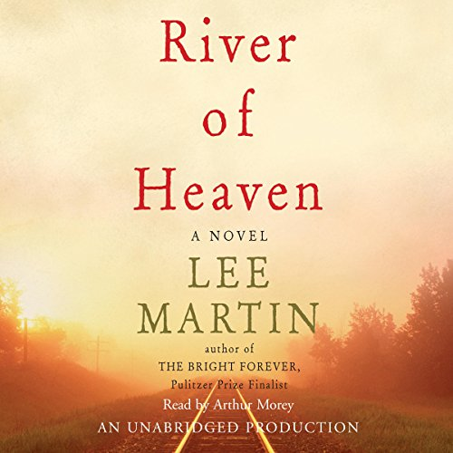River of Heaven audiobook cover art