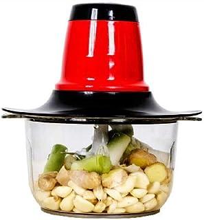 GJNVBDZSF Coupe-Viande Hachoir à Viande-Cuisine Mini Hachoir - Robot culinaire électrique, Coupe-Fruits légume trancheuse ...