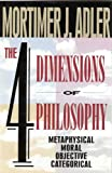 The FOUR DIMENSIONS OF PHILOSOPHY