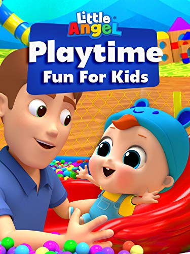 Playtime Fun For Kids - Little Angel