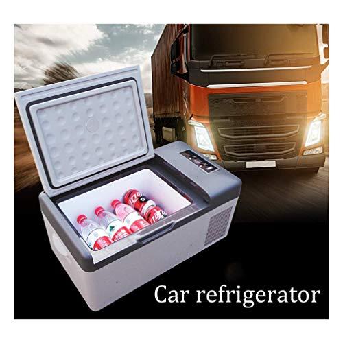 Zhipeng Compresor portátil congelador de refrigerador for el Coche 12V / 24V DC Coche Frigorífico Freeze for el hogar Viajar -20~20 ℃ Grados Fresco Auto Box hsvbkwm