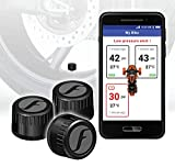 FOBO Bike 2 for Trike Smart Bluetooth TPMS Tire Pressure Monitoring Systems...