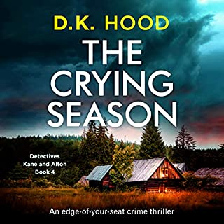 The Crying Season: An edge of your seat crime thriller audiobook cover art