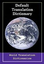 Default Translation Dictionary - Basque to English - Primary Dictionary (lehenetsia Itzulpengintza Dictionary - Euskal Ingelesa - Lehen Dictionary) (English Edition)