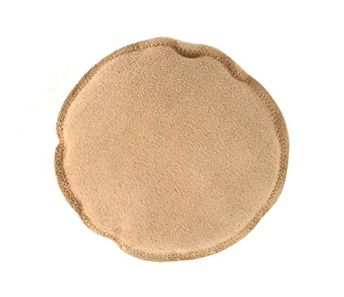 """6"""" Diameter Round Leather Sandbag Cushion for Metal Dapping Stamping Hammering Chasing Forming Jewelry Tool"""