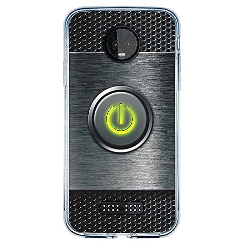 Capa Personalizada Motorola Moto Z3 Play - Hightech - HG07