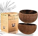 ELAFI® Coconut Jumbo Bowls mit Musterung