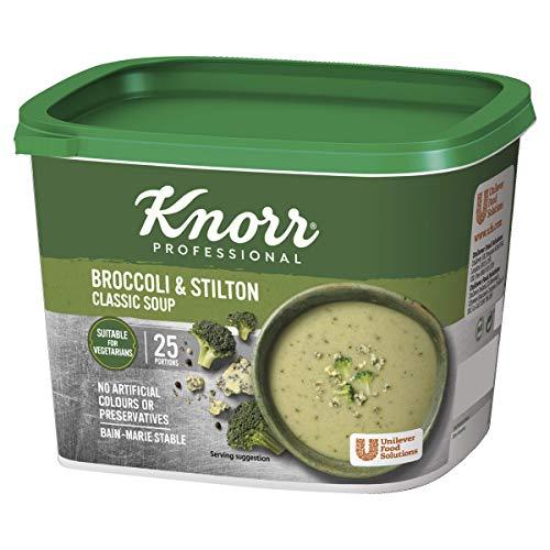 Knorr Klassische Creme Broccoli & Stilton Suppe Mix 25 Teile