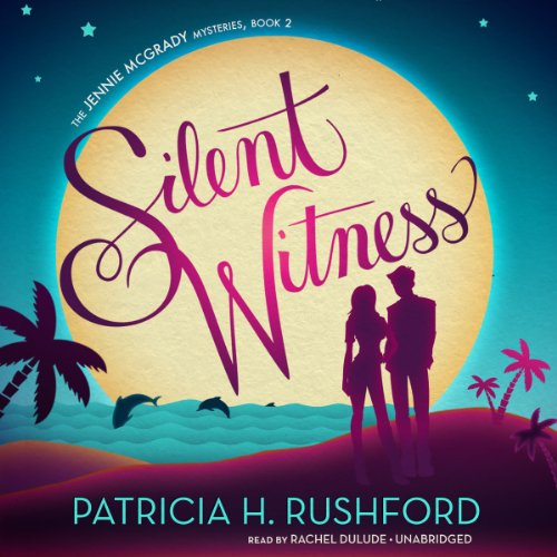 Silent Witness audiobook cover art