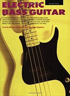 Electric Bass Guitar (Guitar Player Basic Library)