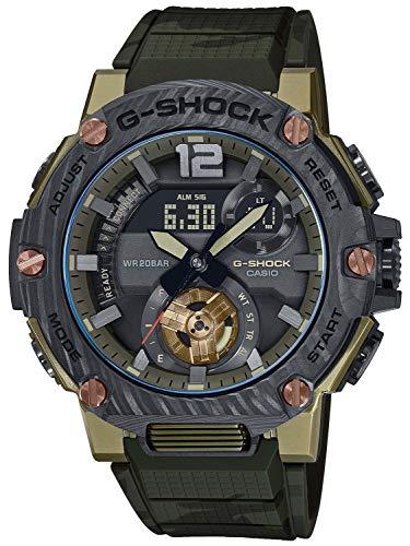 Reloj Casio G-Shock Limited Edition GST-B300XB-1A3ER - Reloj de energía Solar, Caja de Resina Reforzada con Fibra de Carbono