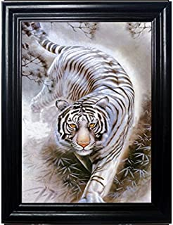 HUNTERS FRAMED Holographic Wall Art-POSTERS That FLIP and CHANGE images-Lenticular..
