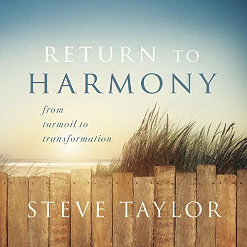 Return to Harmony audiobook cover art