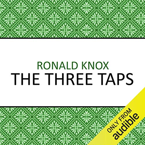 The Three Taps audiobook cover art