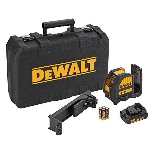 DeWalt DCE088LR-XJ Linienlaser, rot, mit Batterien
