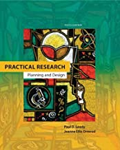 By Paul D. Leedy - Practical Research: Planning and Design Plus MyEducationLab with (10th Edition) (2012-08-26) [Paperback]