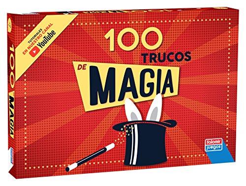 Falomir Caja 100 Trucos,...