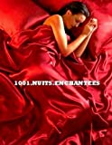 Parure de Lit Satin Rouge 6 pcs Housse de Couette 220x260 Taies Drap Housse lit 180 cm