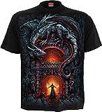 Spiral - Dragon'S Lair - Camiseta - Negro - 4XL