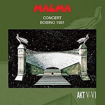 Concert Bobino 1981 (Live) [Remastered]