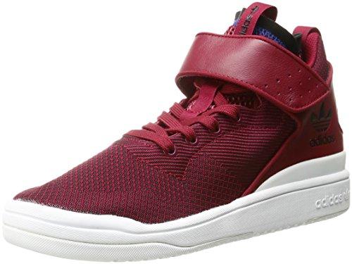 adidas Originals Herren Veritas-x, Collegiate Burgundy/Collegiate Burgundy/Ftwwht, 41 EU