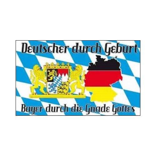 TS24direkt Bayern - Durch die Gnade Gottes Fahne (F22)