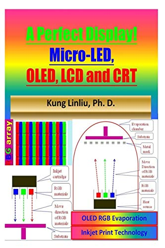 A Perfect Display! Micro-LED, OLED, LCD and CRT