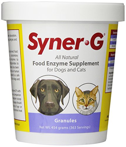 Top 10 best selling list for lipase supplements for dogs