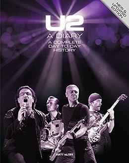 U2: A Diary (English Edition) eBook: McGee, Matt: Amazon.es: Tienda Kindle
