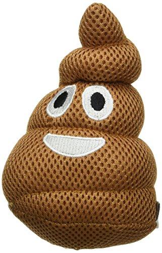 FouFou Dog 85437 Emoji Toy Poop Hundespielzeug