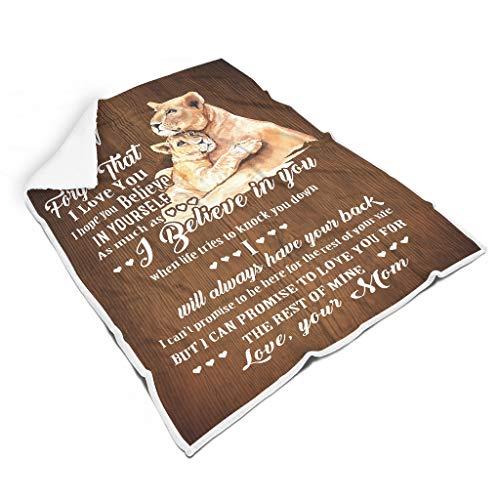 JEFFERS Son Lion woondeken super soft bank bed deken