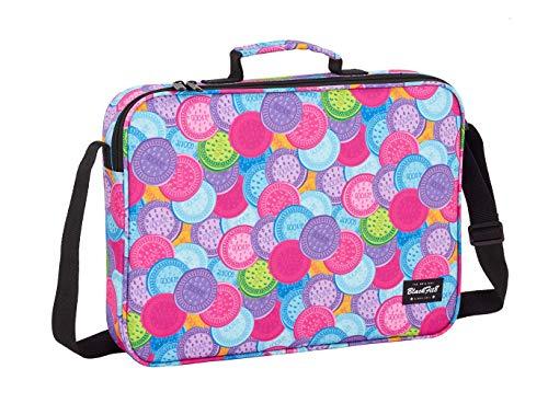 """Benetton Blackfit8 \""""Cookies\"""" Oficial Cartera Extraescolares, Unica, Multicolor"""