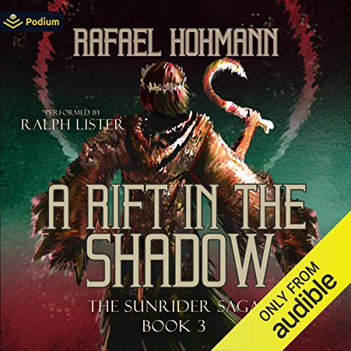A Rift in the Shadow cover art