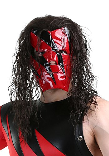 Fun Costumes WWE Kane Mens Wig Standard
