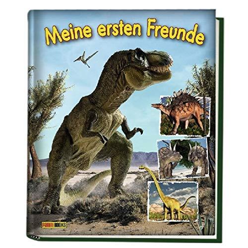 Dinosaurier Kindergartenfreundebuch: Meine ersten Freunde