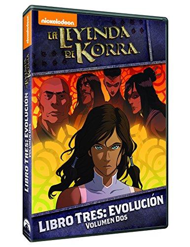 La Leyenda de Korra: Libro 3: Evolución. Volumen 2