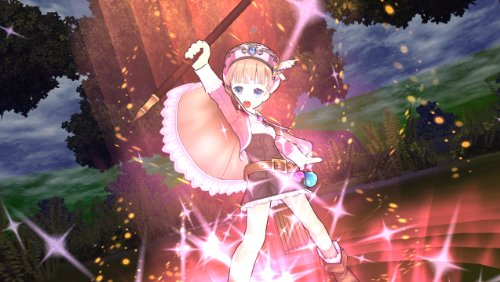 Atelier Rorona Limited edition PS3 . Version Americain