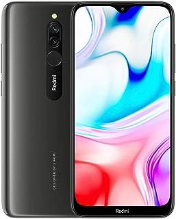 """Xiaomi Redmi 8 Smartphone 4GB RAM + 64GB ROM, Schermo Dot Drop da 6,22"""", Processore Octa-core 439 Snapdragon,Doppia Fotoca..."""