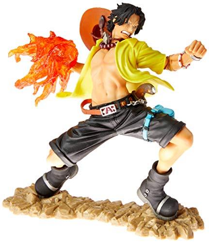 Action Figure One Piece Potgas D. Ace 20Th, Bandai Banpresto, Multicor