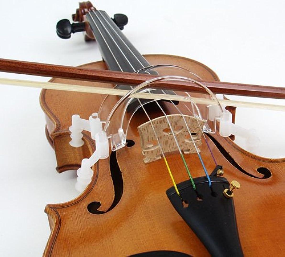 専門知識羨望下線バイオリン弓ボーイング練習ガイド矯正器具 HorACE Bow Guide(ホーレス?ボウガイド)4/4~1/2サイズ用