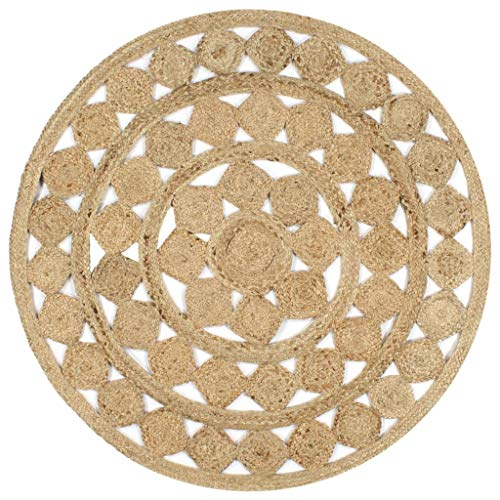 Alfombras Redondas 120 alfombras redondas  Marca vidaXL