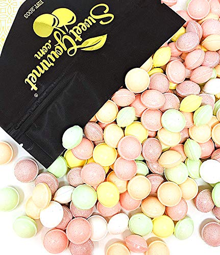 SweetGourmet Assorted Tangy Tarts | Uncoated Vending Candy | 3 Pounds