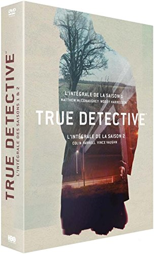 True Detective - Saisons 1 et 2 - DVD - HBO