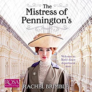 The Mistress of Pennington's                   Written by:                                                                                                                                 Rachel Brimble                               Narrated by:                                                                                                                                 Willow Nash                      Length: 10 hrs and 31 mins     Not rated yet     Overall 0.0