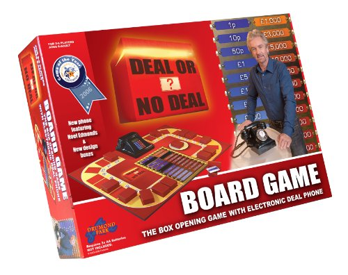 Deal Or No Deal (Versione Inglese)